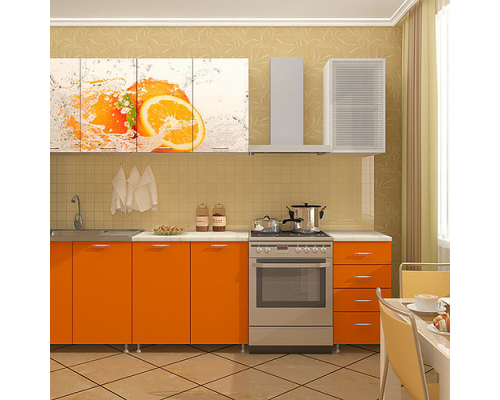 Апельсин 2.0